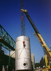 Stainless Steel Pulp Tanks - Image 2
