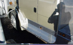 Vehicles - Step Covers - Image 1